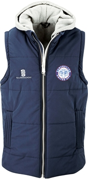 Imagen de Ramsbottom United AFC Hooded Gilet