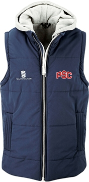 Bild von Preston Swimming Club Hooded Gilet