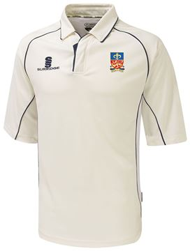 Picture of Lancaster Royal Grammar School Premier 3/4 Cricket Shirt