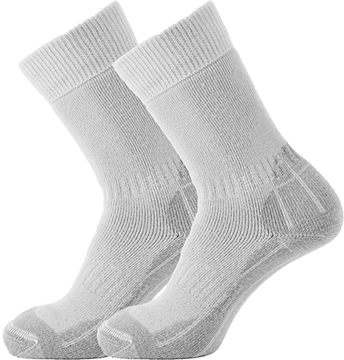 Image de The University of Manchester Cricket Playing Sock White/Grey