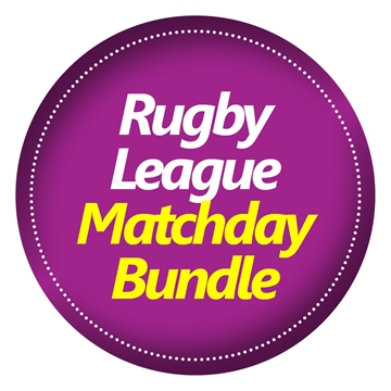 Picture of Coventry University Rugby League Matchday Bundle