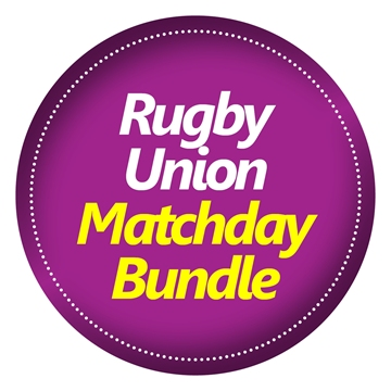 Picture of Coventry University Rugby Union Matchday Bundle