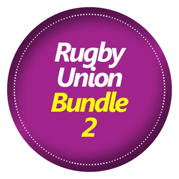 Afbeeldingen van Coventry University Rugby Union Bundle  2