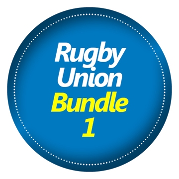 Afbeeldingen van Coventry University Rugby Union Bundle  1