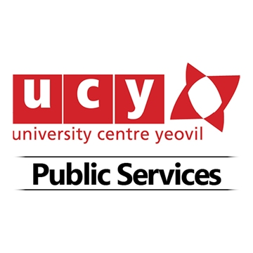 Afbeeldingen van University Centre Yeovil Public Services Bundle