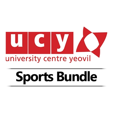 Afbeeldingen van University Centre Yeovil Sport Bundle