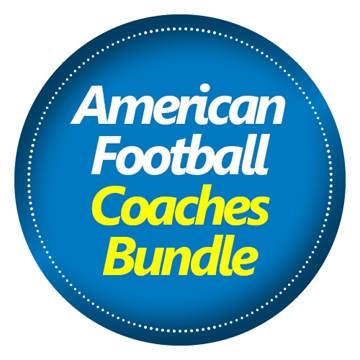 Image de Coventry University American Football Coaches Bundle