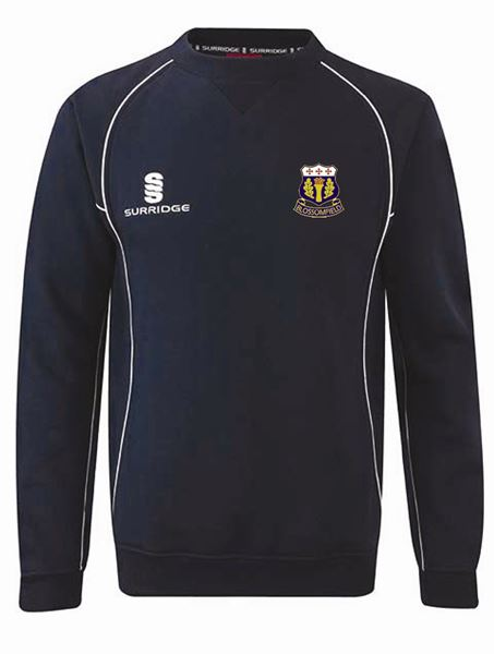 Bild von Solihull BLOSSOMFIELD SPORTS CLUB Alpha Sweat Shirt