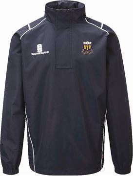 Afbeeldingen van Solihull BLOSSOMFIELD SPORTS CLUB Curve 1/4 Zip Rain Jacket