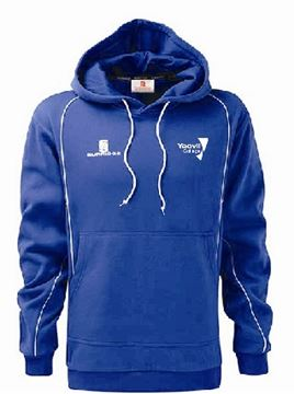 Picture of Yeovil College Hooded Sweatshirt