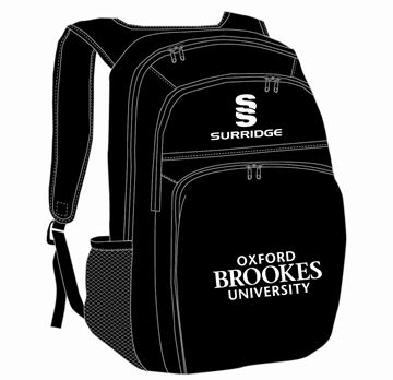 Picture of Oxford Brookes University Backpack