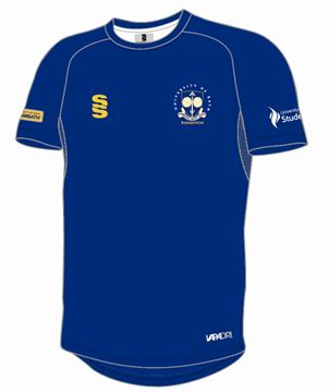 Bild von University of Bath Badminton Playing Shirts