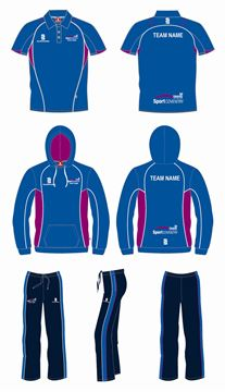 Afbeeldingen van Coventry University Netball Bundle 4