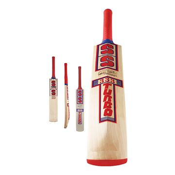 Image de TURBO 333 RETRO BAT - Short Handle Grade 1+