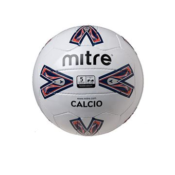 Image de Mitre Calcio White Football