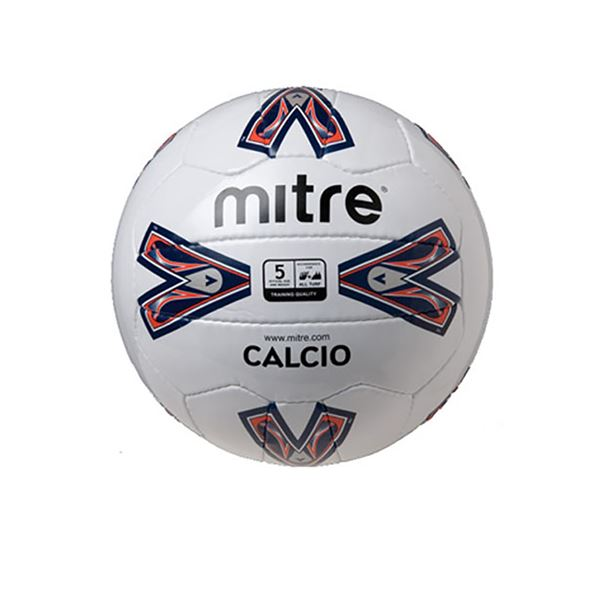 Picture of Mitre Calcio White Football