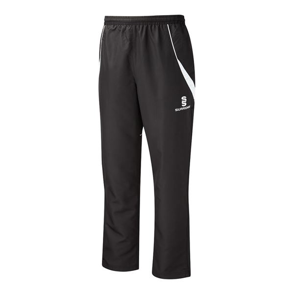 Picture of Curve Track Pant - Black/White