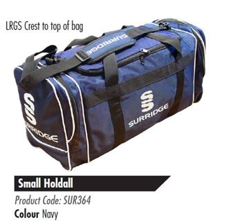 Picture of Lancaster Royal Grammar School Sports Holdall