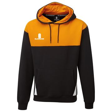 Picture of Blade Hoody : Black / Orange / White