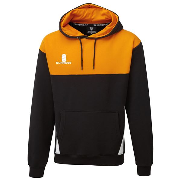 Imagen de Blade Hoody : Black / Orange / White