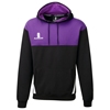 Image sur Blade Hoody : Black / Purple / White