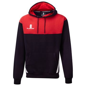 Image de Blade Hoody : Navy / Red / White