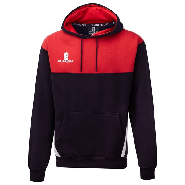 Picture of Blade Hoody : Navy / Red / White