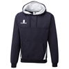 Picture of Blade Hoody : Navy / White