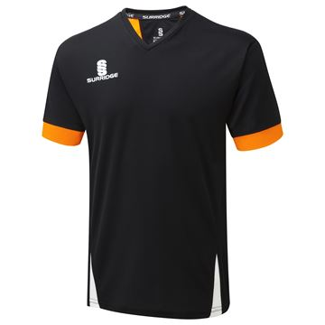 Bild von Blade Training T-shirt Black/Orange/White