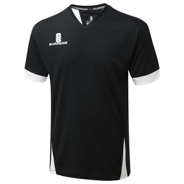 Bild von Blade Training Shirt : Black / White