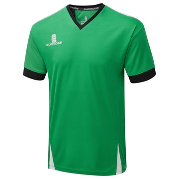 Image de Blade Training Shirt : Emerald / Black / White