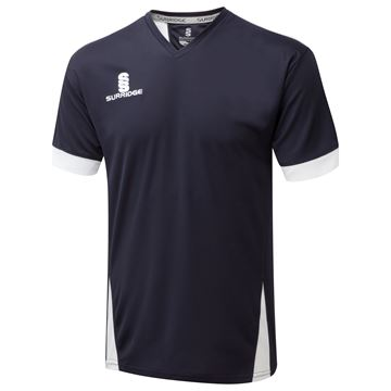Image de Blade Training Shirt : Navy / White