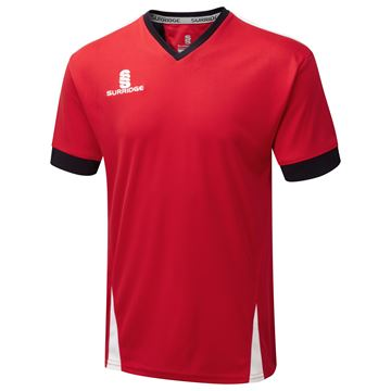 Afbeeldingen van Blade Training Shirt : Red / Navy / White