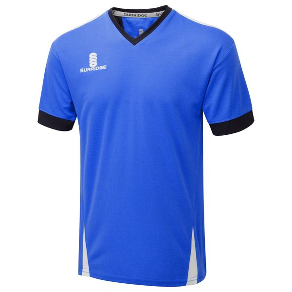 Picture of Blade Training Shirt Royal/Navy/White