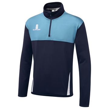 Afbeeldingen van Blade Performance Top :  Navy / Sky / White