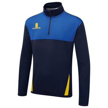 Afbeeldingen van Blade Performance Top : Navy / Royal / Amber