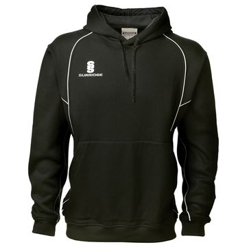 Picture of Alpha Hoodie : Black / White