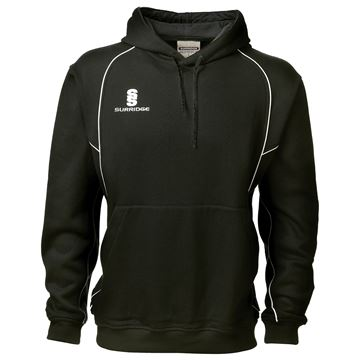Picture of Hoody Sweatshirt - Black/White
