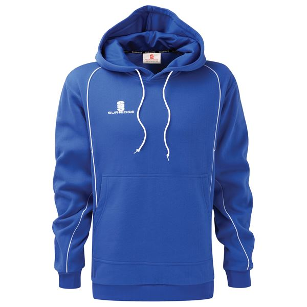 Picture of Hoody Sweatshirt Royal/White
