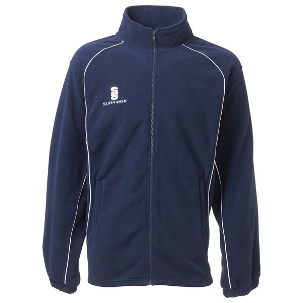 Image sur Fleece Jacket - Navy