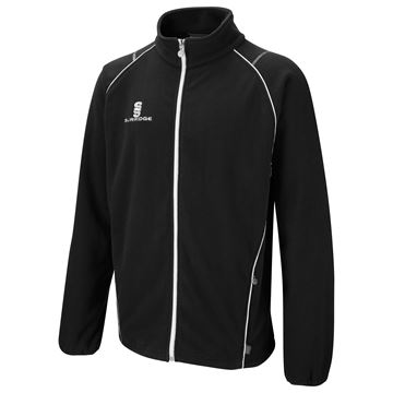 Picture of Curve Fleece - Black/White