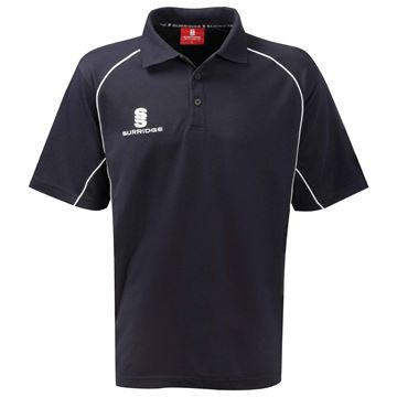 Image de Alpha Polo Shirt Navy/White