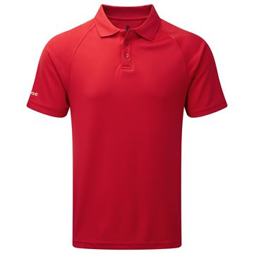 Picture of Performance Polo Red - Male & Female