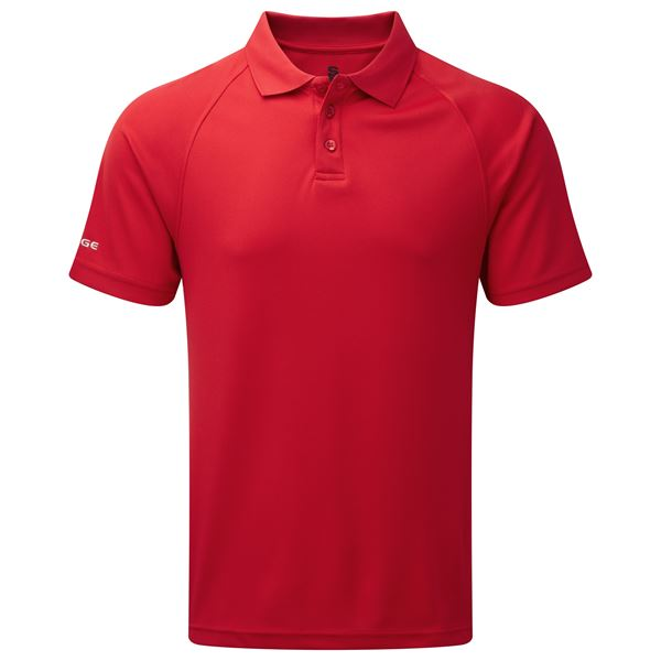 Afbeelding van Performance Polo Red - Male & Female