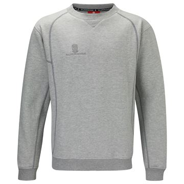 Picture of Surridge Sweatshirt Grey Marl