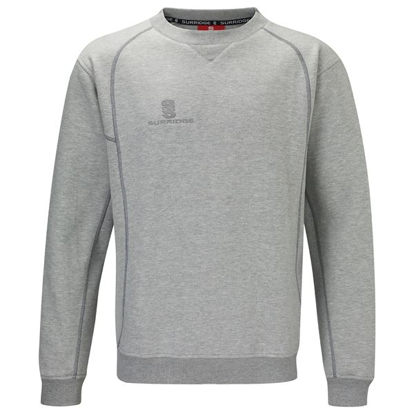 Image sur Surridge Sweatshirt Grey Marl