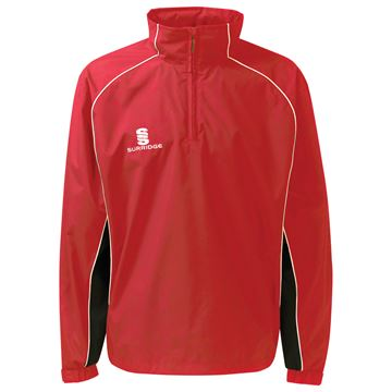 Image de Rain Jacket Red/Black