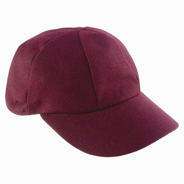 Picture of English Playing Cap - Maroon