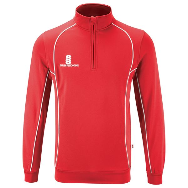 Image sur Performance Sweatshirt - Red