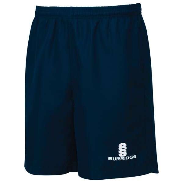 Picture of NAVY LEISURE SHORTS - RIPSTOP